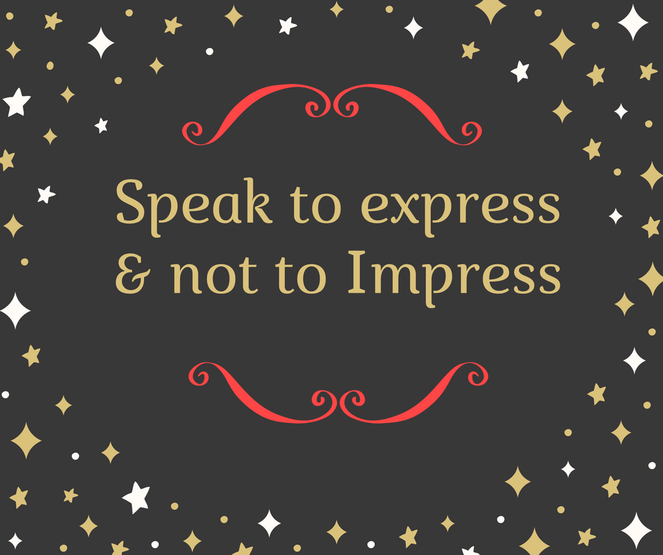 Speak to express