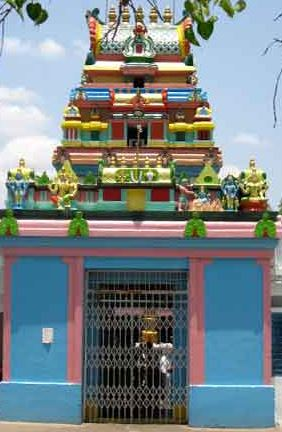 chilukuru balaji temple